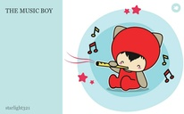 THE MUSIC BOY