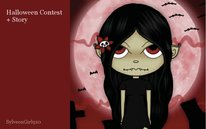 Halloween Contest + Story