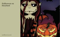 Halloween on Storybird