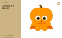 Pumpkin and Blastoff