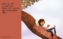 5 Words A-Z About What Storybird Means to Me! A Tag Game Part 4