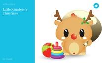 Little Reindeer's Christmas