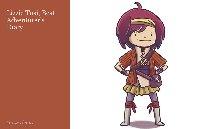 Lizzie Tosi, Best Adventurer's Diary