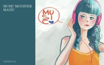 MUSIC MONSTER MANIC