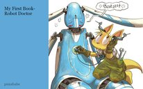 My First Book-Robot Doctor