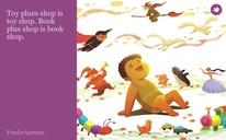 Toy plues shop is toy shop. Book plus shop is book shop.