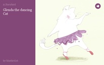 Glenda the dancing Cat