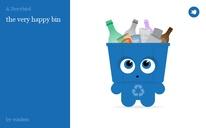 the very happy bin