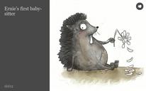 Ernie's first baby-sitter Part 1