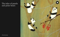 The tales of panda and polar bears