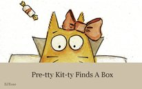 Pre-tty Kit-ty Finds A Box