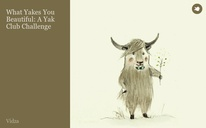 What Yakes You Beautiful: A Yak Club Challenge
