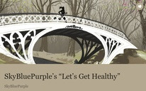 "SkyBluePurple's ""Let's Get Healthy"" Group"