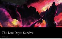 The Last Days: Survive