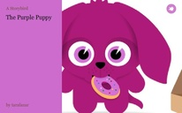 The Purple Puppy