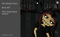 "The Shadow Wars  Book XIV  ""The Truth About Xavion"""