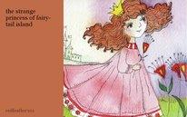 the strange princess of fairy-tail island