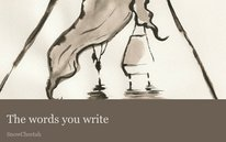 The words you write