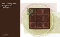 The Yummy And Magnificant Chocolate