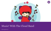 Music! With The Cloud Band