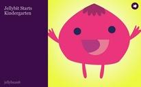 Jellybit Starts Kindergarten