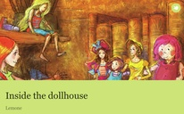 Inside the dollhouse