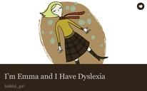 I'm Emma and I Have Dyslexia