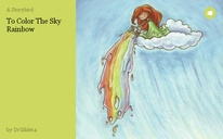 To Color The Sky Rainbow