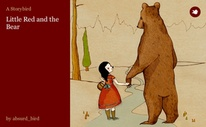Little Red and the Bear