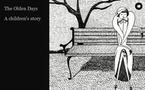 The Olden Days  A children's story