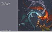 The Dragon Elements
