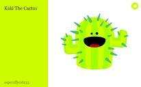 Kaki The Cactus