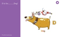 D is for...........Dog!