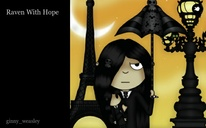 Raven With Hope