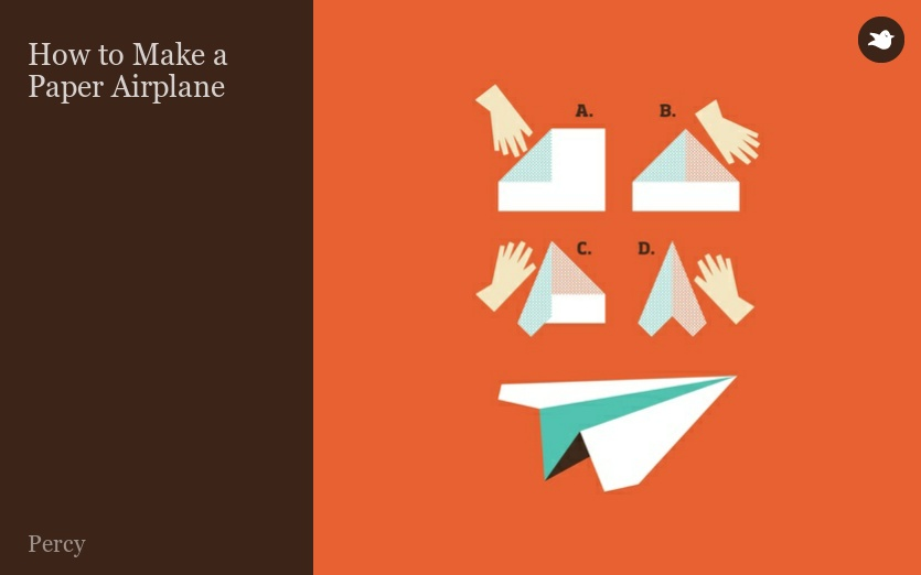 videos of how to make a paper airplane