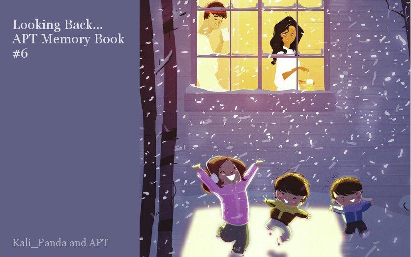Looking Back... APT Memory Book #6