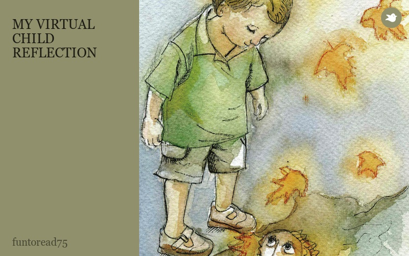 theoretical reflections of the virtual child Johns (1995) implies that action can be taken through reflection to increase effectiveness in practice as reflection provides opportunities for self development as professionals show more theoretical reflections of the virtual child essay.