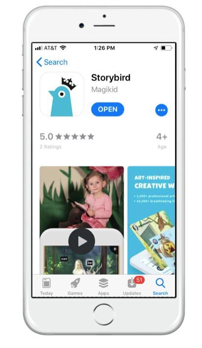 Storybird - Artful Storytelling