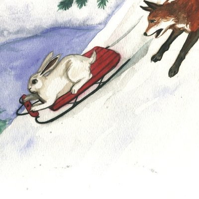 Escaping the Fox