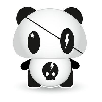 Punky Panda!