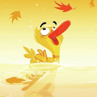 happy ducky