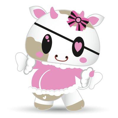 Ballerina Cow!
