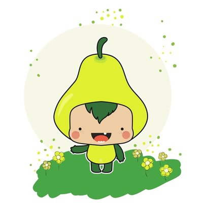 Pear Baby