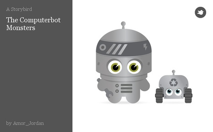 The Computerbot Monsters