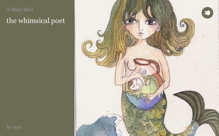 the whimsical poet