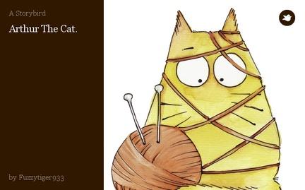 Arthur The Cat.