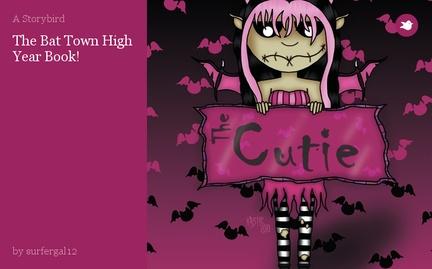 The Bat Town High Year Book!