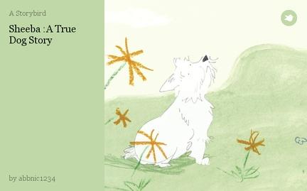 Sheeba :A True Dog Story