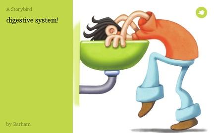 digestive system!