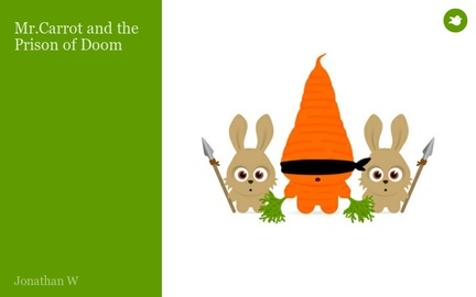 Mr.Carrot and the Prison of Doom